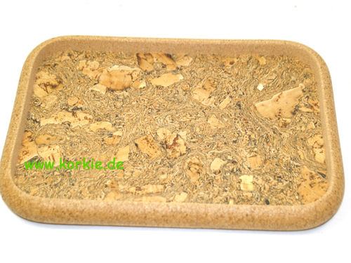 cork tray, small