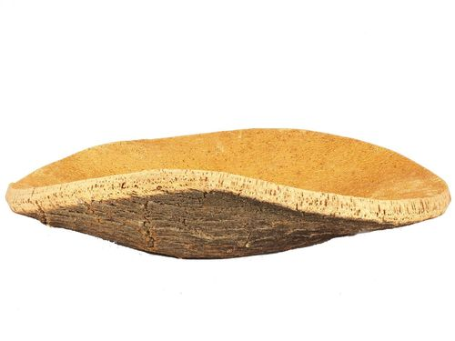 natural cork bowl big