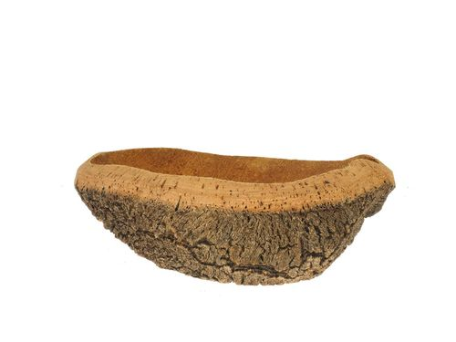natural cork bowl middle